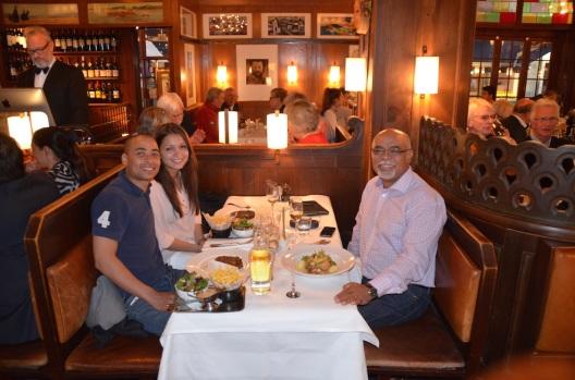 At Prinsen Restaurant