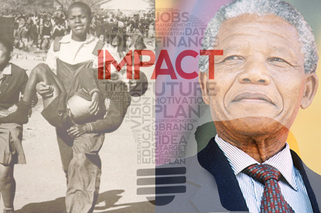 The secret to teaching with values in mind lies in the constant reminder that both the next Hector Pieterson and Nelson Mandela may be in the class.